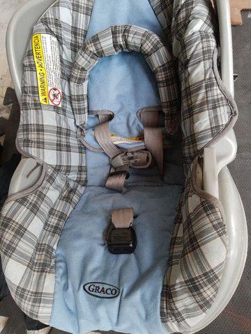 Bebê Conforto Usado - Itajaí-sc - R$150,00 (ret. No Local) - Foto 6