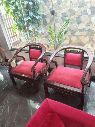 Lindas cadeiras chinesas