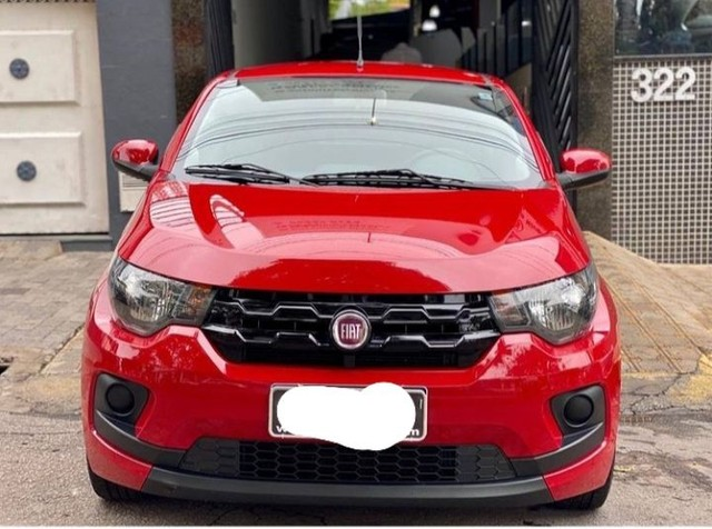 Fiat Mobi 1.0 2017