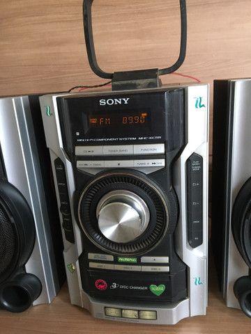 Aparelho de Som Sony 160w - Foto 3