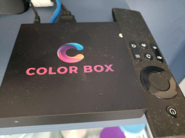Vendo Receptor Color Box Iptv - Foto 2