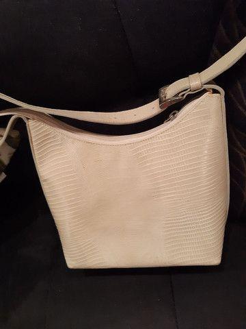 Bolsa de couro da Corello - Foto 2