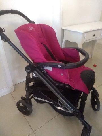 Cadeirinha de bebê Switch easy drive - Foto 2