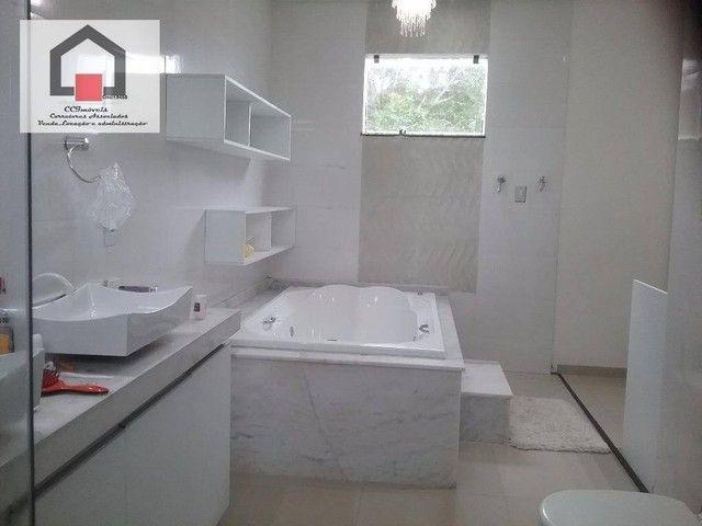 Casa no Residencial Casatanheira, 390 m², 5 Suítes, Sendo 1 Suíte Super Master, 3 Vagas, à - Foto 17