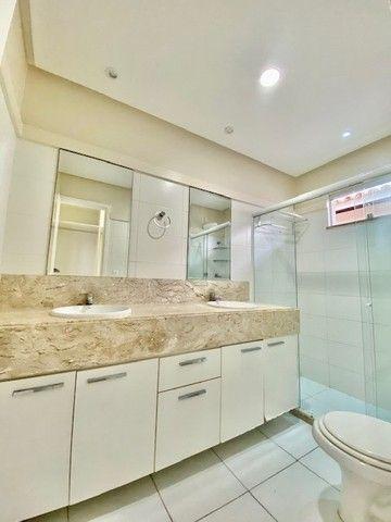 Casa moderna, clean, 4 quartos piscina privativa, condomínio fechado com portaria 24h - Foto 11