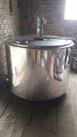 Resfriador de Leite 600 litros
