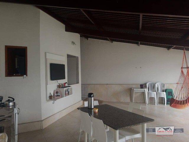Casa com 3 dormitórios à venda, 210 m² por R$ 350.000 - Jardim Guanabara - Patos/PB - Foto 12