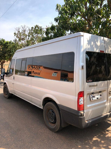 Van Ford Transit 2013 2.2 TDI Diesel 16 lugares