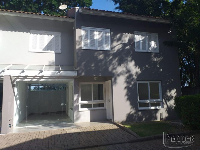 Casa de condomínio para alugar com 3 dormitórios em Industrial, Novo hamburgo cod:19554