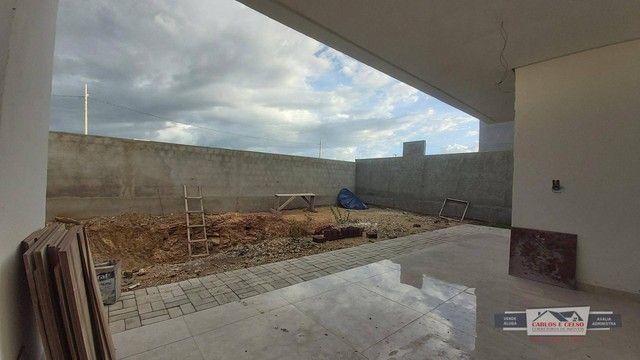 Casa com 3 dormitórios à venda, 185 m² por R$ 450.000,00 - Salgadinho - Patos/PB - Foto 15