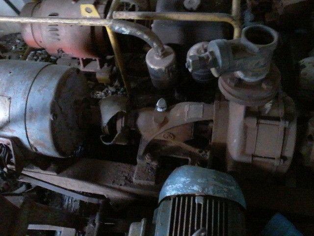 Conjunto de irrigação motor elétrico - Foto 3