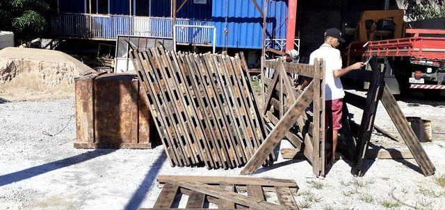 Porteira madeira - Foto 4