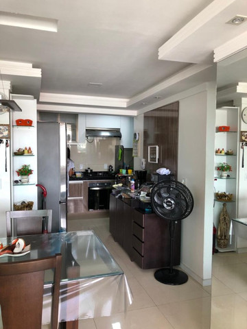 Apartamento todo mobiliado no Condomínio Soberano V Nascente (sombra) 2 Vagas Lazer Comp - Foto 19