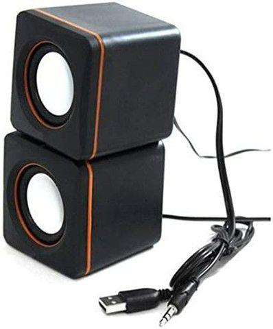 Mini caixa de som para Pc ou Notebook - Foto 2