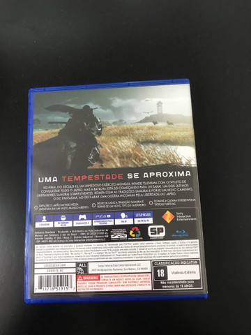Ghost of tsushima ps4 - Foto 2