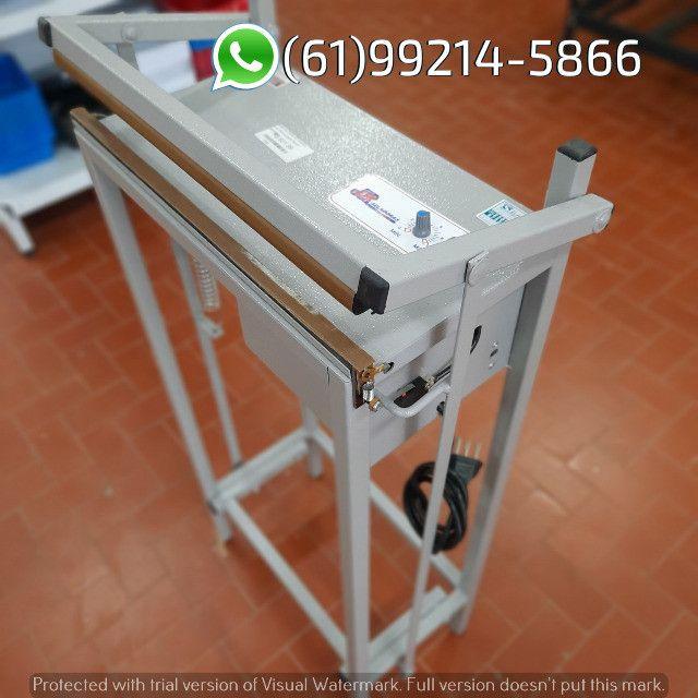 Seladora 40 cm com Temporizador de Pedal Selaplast - Foto 4