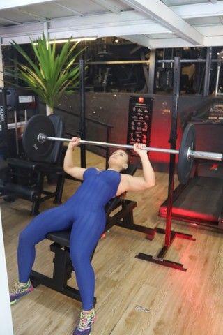 Cavalete com regulagem de altura para diversos exercícios - Foto 2