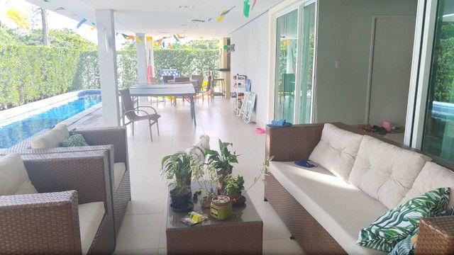 Casa à venda em Condomínio no Cabo Branco, 5 suítes+lazer completo - Foto 4