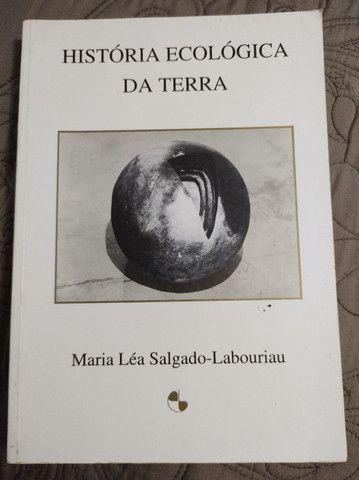 Livro História Ecológica da Terra