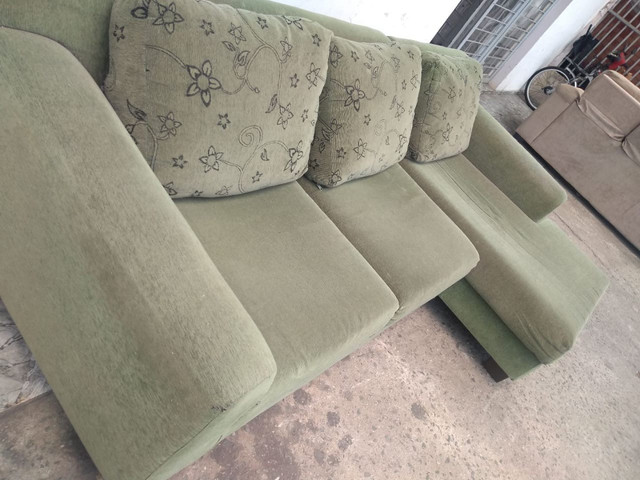 Sofá com chaise - entregamos hoje  - Foto 3