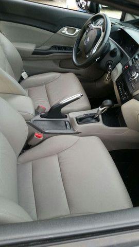 Honda Civic 2016 LXR Automatico - Foto 4