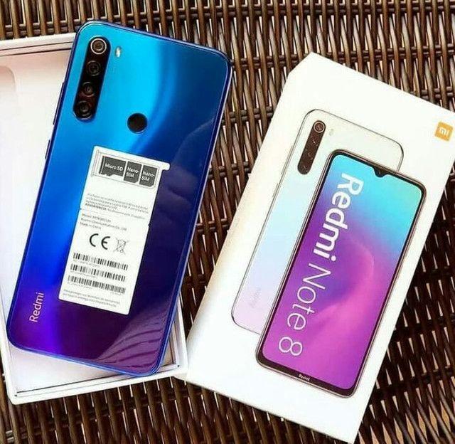 Smartphone xiaomi Red 8
