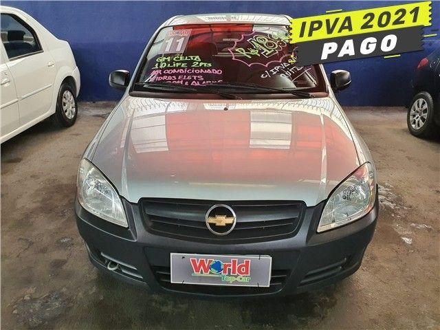 Chevrolet Celta 2011 1.0 mpfi life 8v flex 2p manual