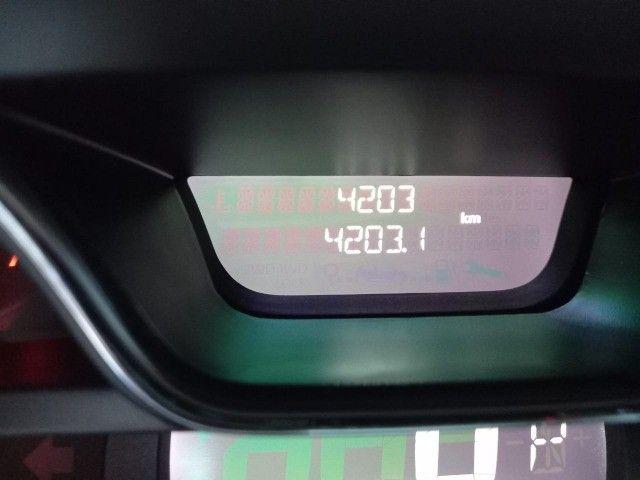 Renault Captur Bose 1.6 câmbio CVT,4.000km,placa B,garantia de fábrica até 2023,impecável! - Foto 12