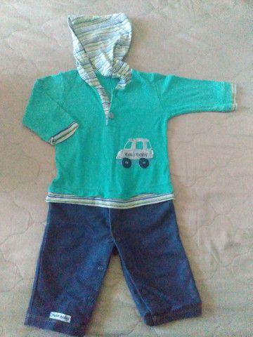 Lotinho bebê menino - Foto 5