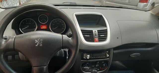 Peugeot 207 1.4 8V modelo 2011  - Foto 5