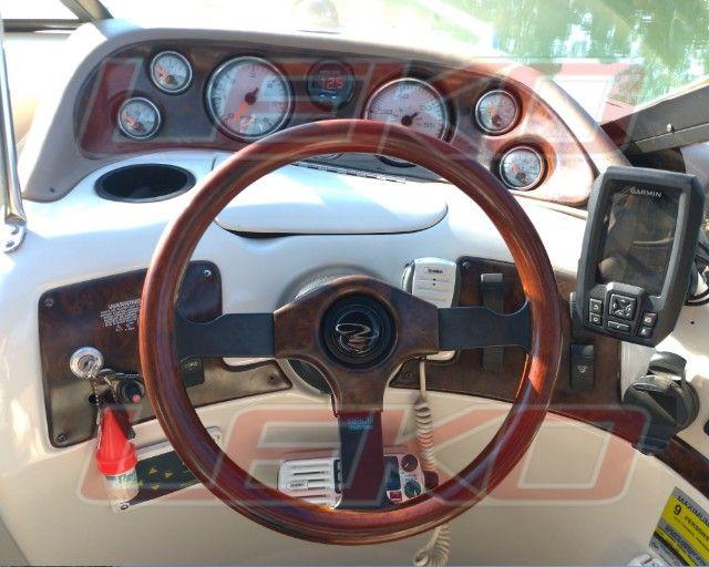 Lancha Regal LSC 2150 Motor Volvo Penta 5,7 V8 300HP apenas 295 Horas! - Foto 18