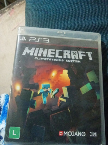 Minecraft de PlayStation 3