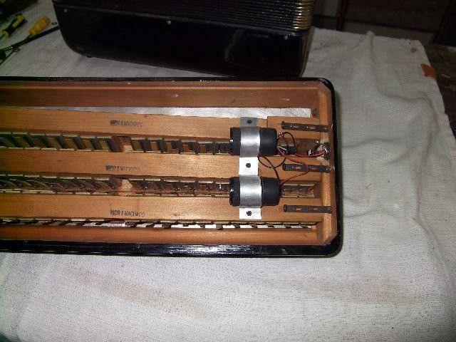 Acordeon eletrificação - Foto 2