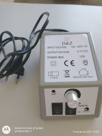 Micromotor para alongamento - Foto 3