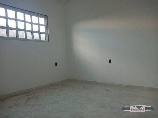 Casa com 3 dormitórios à venda, 90 m² por R$ 170.000,00 - Salgadinho - Patos/PB - Foto 9