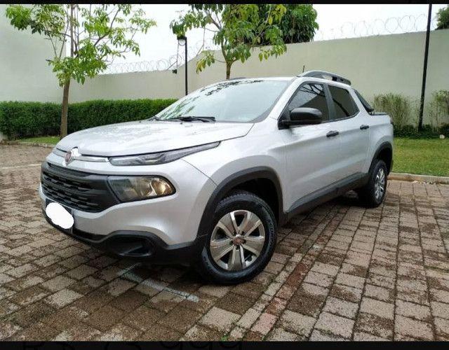 Vendo Fiat toro freedom 1.8 / parcelado