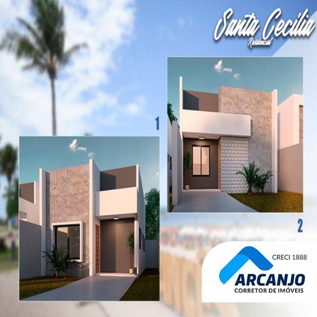 Santa Cecilia Residence ! Sua casa pronta em 6 meses, 165 mil. - Foto 4