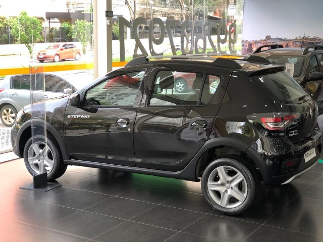 Stepway Zen 1.6 Mt Pronta Entrega