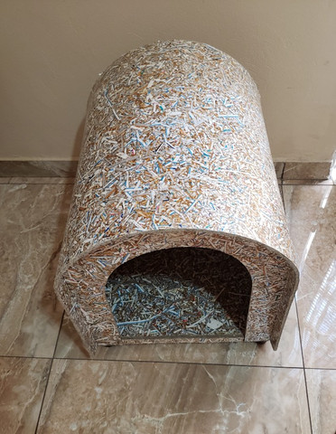 Casinha de cachorro 40.00 reais - Foto 3