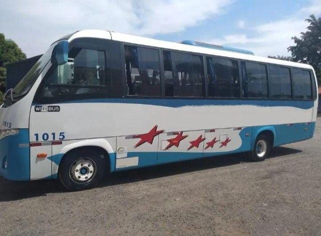 Microônibus W8 Executivo - Carro REAL. - Foto 3