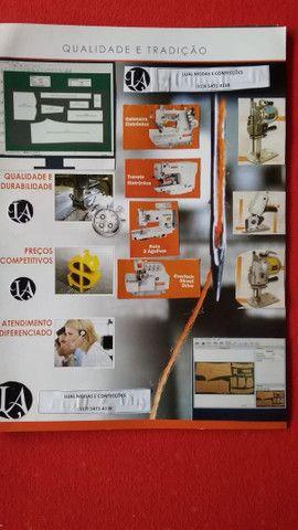 Serviços de Confecção, modelagem, desenho técnico, peça piloto PROJETO COMPLETO  - Foto 2