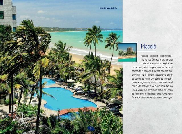 Apto Ritz Residence com 101 m² em Cruz das Almas, vizinho ao Hotel Ritz Suítes - Foto 10