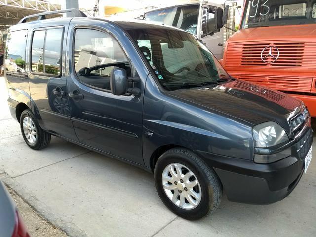 Fiat Doblo 1.6 7 lugares.