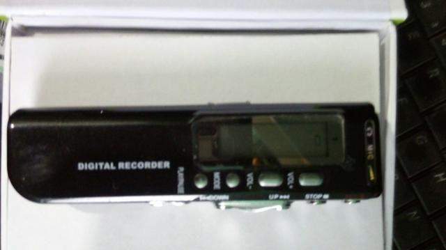 Vendotroco gravador digital profissional