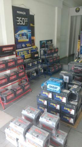 Baterias varias 60ah apartir de 149 reais