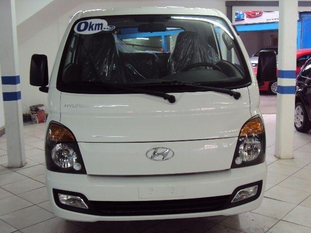 Hyundai Hr Hyundai HR 2.5 CRDi Longo sem Caçamba