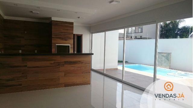 Casa de alto padrão no Aquarela Brasil