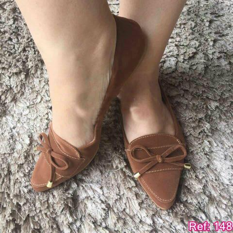 Saltos e sapatilhas