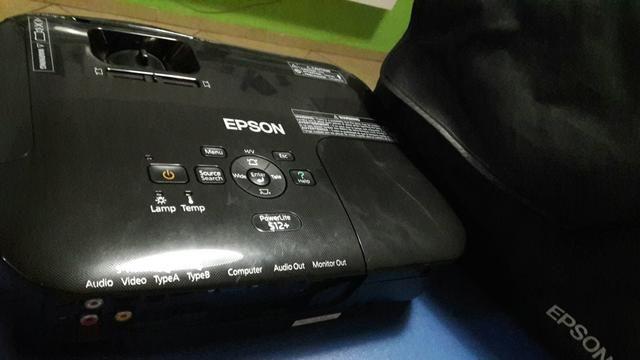 Oportunidade projetor Epson