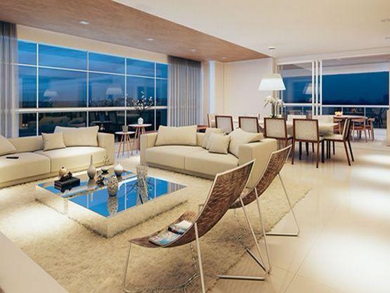 Apartamento 3 ou 4 Quartos, 166 m² na 404 sul - Urban Soberano - Foto 3